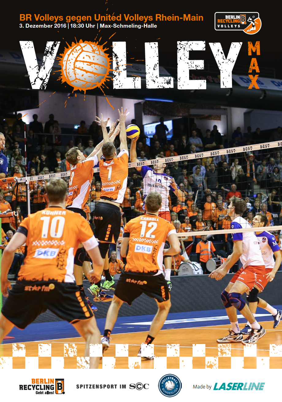 VolleyMax UV-RheinMain LAY TITEL