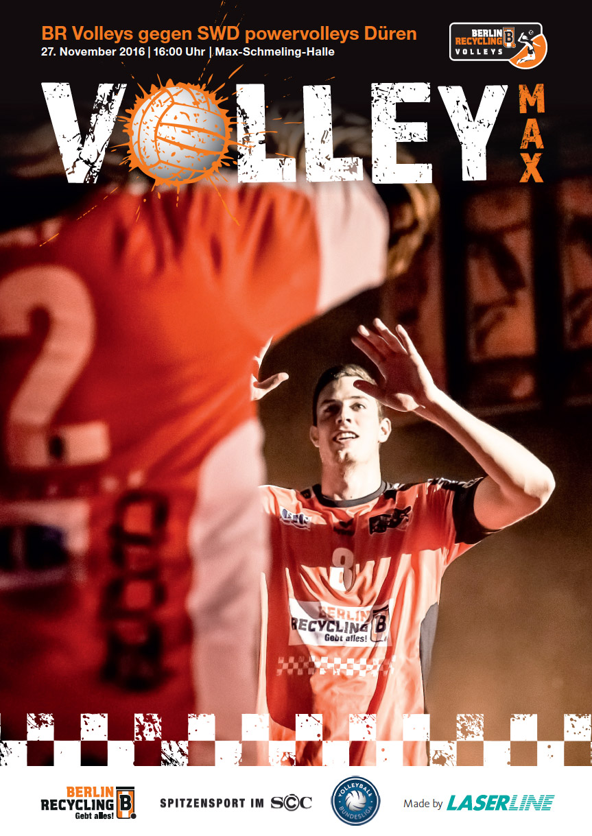 VolleyMax SWD Dren LAY TITEL