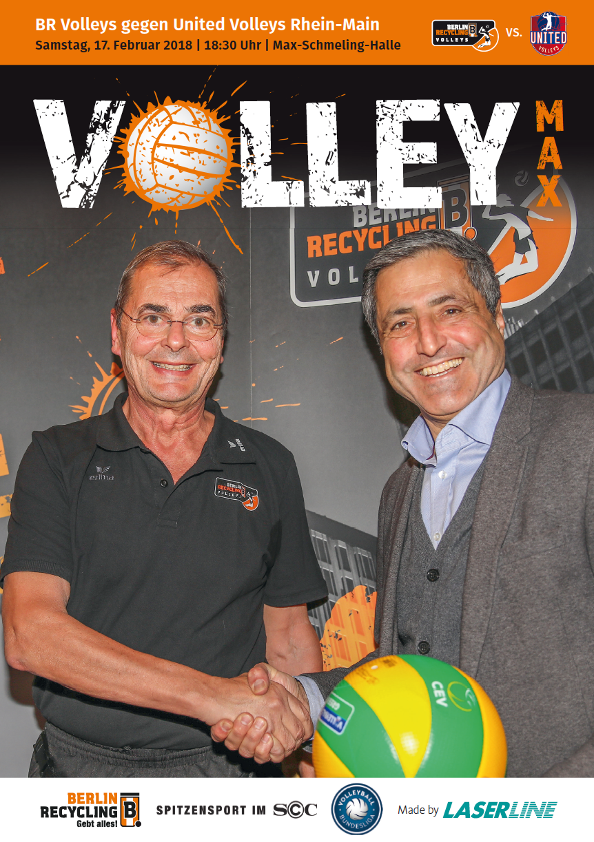 VolleyMax 09 RheinMain TITEL