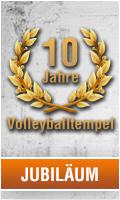10 Jahre Volleyballtempel