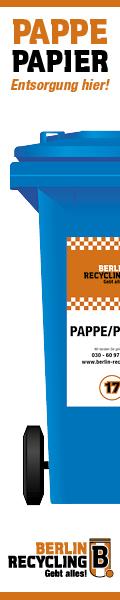 Berlin Recycling Servicetonne